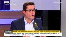 """Universités, NDDL : le communiste Olivier Dartigolles dénonce la """"stratégie de tension"""" du gouvernement"""