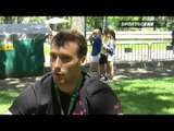Interview Denis Gargaud post Olympic Selections