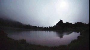 Time Lapse au lac Yumi