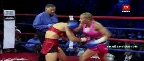 Carolina Rodriguez vs Carolina Alvarez (23-03-2018) Full Fight