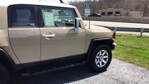 Pre Owned Toyota FJ Cruiser Greensburg  PA | Used Toyota FJ Cruiser Greensburg  PA