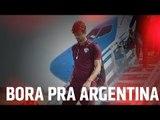 BORA PRA ARGENTINA: ROSARIO X SPFC | SPFCTV