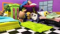 Azra ve Zümranın Maceraları 1.Bölüm - Minişler Cupcake Tv - Littlest Pet Shop -LPS Minişler Türkçe