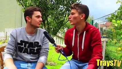 LANGUAGE CHALLENGE mit THECOLLEGEBROWS | TraysTV