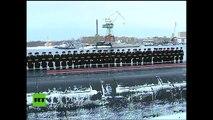 La Armada rusa incorpora su tercer submarino nuclear estratégico