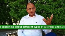 Different Types of Allergies and Natural Treatment