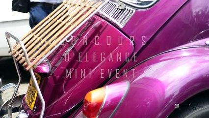 Concours D'Elegance 2017 Mini Event