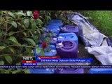 Gerebek Miras Ilegal, 250 Botol Miras Oplosan Disita Petugas NET24