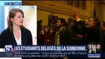 """""""La répression n'est pas une réponse acceptable à une mobilisation des étudiants"""", juge la présidente de l'UNEF"""