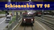 Schienenbus VT 98 in Spur 0 von Lenz Digital Modellbahn - Ein Video von Pennula für alle Freunde der Modelleisenbahn bzw. Modellbahn