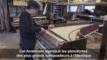 République Tchèque: un Américain ressuscite les pianos de Mozart