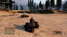 GTA Online на PS3 и Xbox360: Глитч на Бессмертие (Патч 1.27)