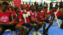 Team Turks and Caicos Island (TCI) commitment on Day 1, took them closer to living their NBA dreams and Day 2 will certainly make that a reality for them. Plus