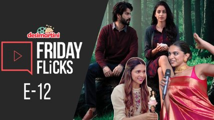 Friday Flicks - Episode 12 - Varun Dhawan's October Review, Box Office Updates, Bollywood Highlights & More