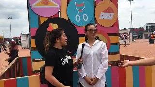 Temu bual bersama penyanyi dan pelakon Azira Shafinaz di Fiesta GegaRia 2018 di Dataran Centrio Seremban 2 gogegaria YOUCANDUIT KitaOK BHTV MetroTV NSTTV