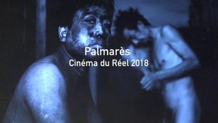40e Cinéma du réel - Palmarès 2018