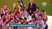 La Ultima Palabra - Necaxa Campeón Copa Mx, Chivas Almeyda lo Mejor de Vergara? Autogol Toluca