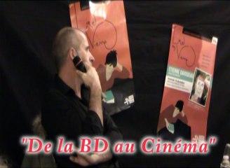 """Etienne DAVODEAU """"De la BD au cinéma"""""""