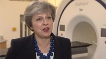 Theresa May Bypasses Parliament To Join U.S. In Air Strike On Syria