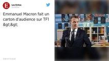 Après TF1, Macron poursuit son offensive médiatique ce week-end.