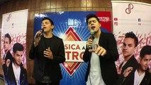 Marcel Burar y Max Chavez son el dúo Doble Pulso desde Santiago de Chile #EnVivo