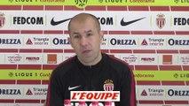 Jardim espère un match «plus équilibré» contre Paris - Foot - L1 - Monaco