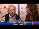 Ator Juca de Oliveira: prêmio nos EUA, internet e humor ácido - MotionTV Entrevista
