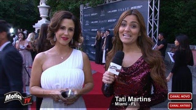 Guilhermina Guinle, grávida de 1 menina, fala sobre essa nova fase - II Gala Miami BrazilFoundation