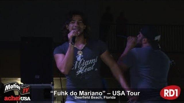 """""""Funk do Mariano"""" - Munhoz e Mariano Show na Flórida, EUA - USA Tour"""