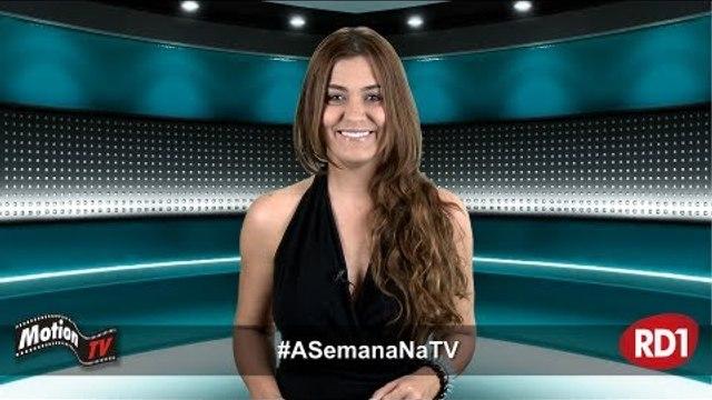 """#ASemanaNaTV: """"Menina-fantasma"""" em """"Chiquititas""""; Calabresa na Band; Ellen Oléria ganha o The Voice"""