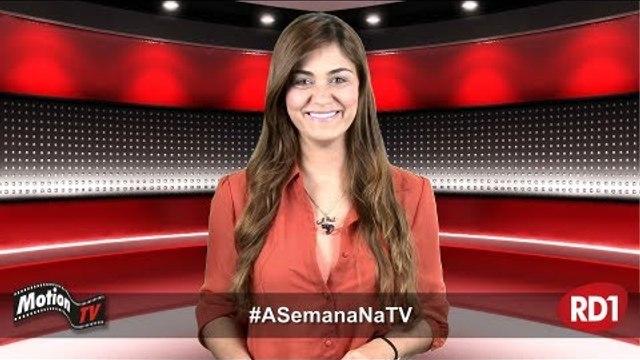 #ASemanaNaTV: Tatá Werneck pode atuar em novela da Globo; José de Abreu assumiu bissexualidade