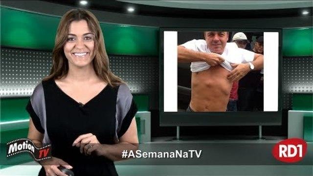 """#ASemanaNaTV: Fotos de Gugu causam no Instagram; Taís Araujo e Adnet em """"O Dentista Mascarado"""""""
