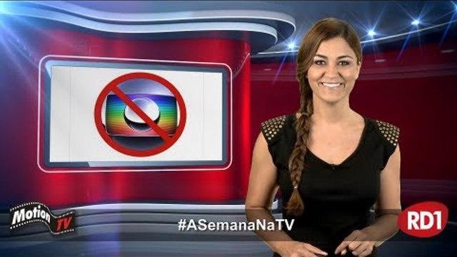 """#ASemanaNaTV: Campanha """"Um Dia Sem Globo"""" não atinge seu objetivo; Record tem novo presidente"""