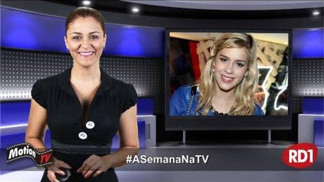 #ASemanaNaTV: Record demite Sophia Abrahão; Band pagará mais de R$1 milhão para Xuxa
