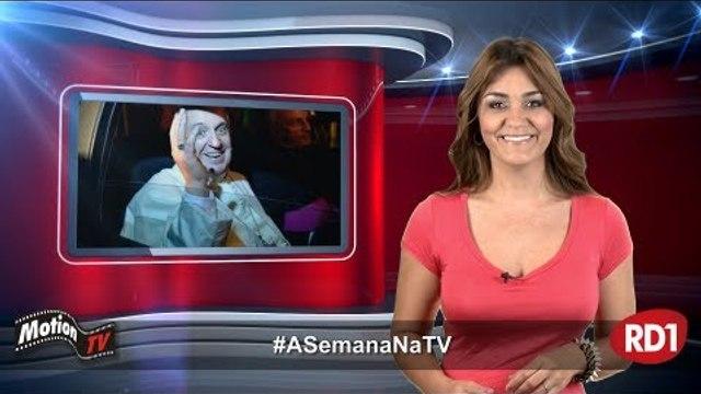 #ASemanaNaTV - Ratinho cria polêmica ao incentivar a violência; Rafinha Bastos poderia voltar ao CQC