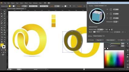Professional Logo Design - Adobe Illustrator cs6 (Oral)