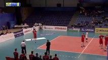 European Volleyball: Turkey vs. Bulgaria 2018 European Under 18 Championship Season Full Match (12.4.18) [2/2]