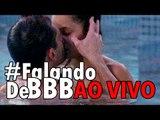 "BBB17: EMILLY dá o ""SINAL VERDE"" p/ MARCOS   TIAGO LEIFERT interfere no JOGO"