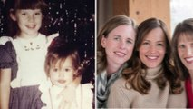 Jennifer Garner pays tribute to her sisters on National Siblings Day.