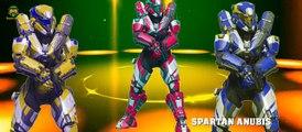 Heroes Series | Propuestas | Halo Mega Bloks