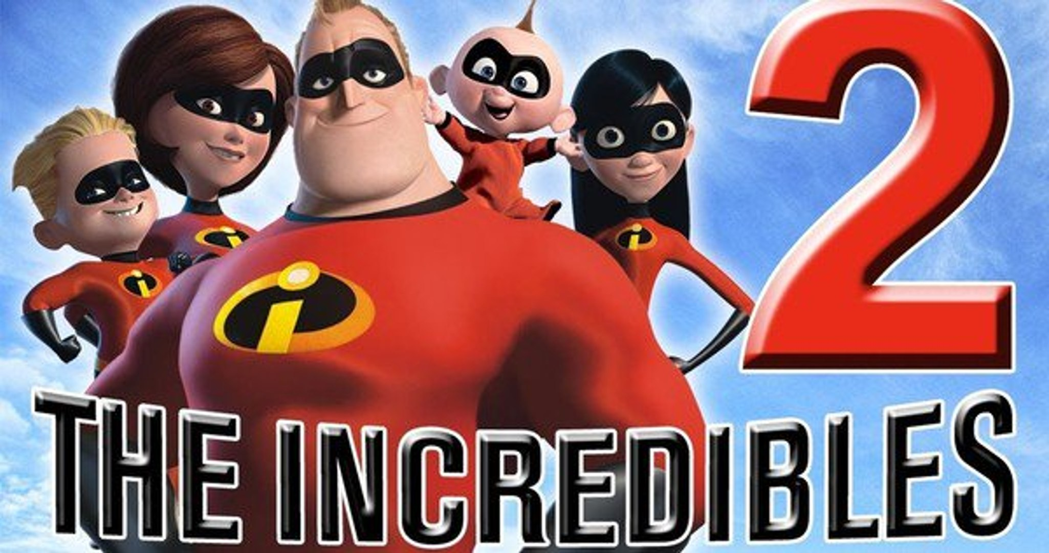 Incredibles 2 Full 4k Movie Hd 2018 Video Dailymotion