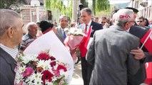 Balıkesir Atatürk'ün Ayvalık'a Gelişinin 84'üncü Yılı Kutlandı Hd