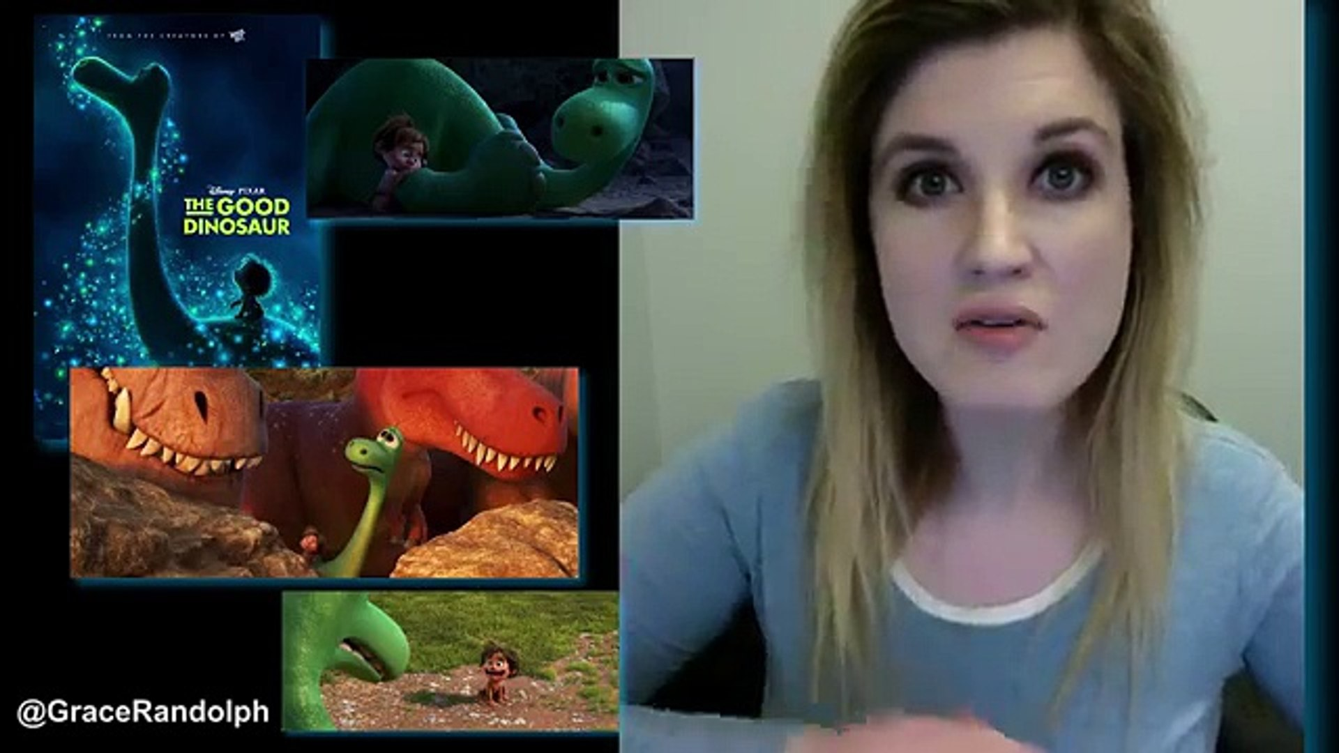 The Good Dinosaur Official Trailer 2 + Trailer Review : Beyond The Trailer