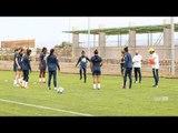 Seleção Brasileira Feminina: treino e recuperação após a vitória sobre a Argentina na Copa América