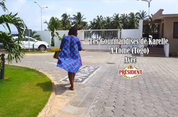 VLOG #3 : LGDK à Lomé avec Président (Novembre 2017)