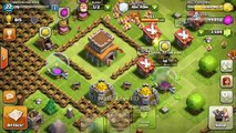 WORLDS WORST TOWN HALL 8! - Clash of Clans - GEMMING NEW BARRACKS + WALLS! This Base Sucks Ass