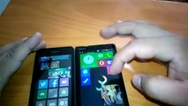Nokia X2 vs Lumia 530: Speed, performance, browsing, gaming comparison
