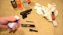 Taking apart the Ruger LCP