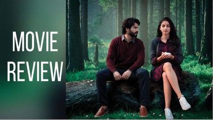 Movie Review | October | Varun Dhawan |  Shoojit Sircar | Banita Sandhu