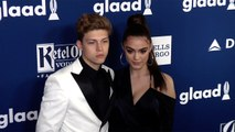 Ricky Garcia and Luna Blaise 29th Annual GLAAD Media Awards Red Carpet